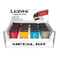 Набор Lezyne METAL KIT BOX, 24 Рем. комплекта METAL KIT