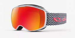 Маска Julbo 753 12 107 ECHO BLANC CAT 3 ROUGE