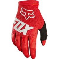 Мото перчатки FOX DIRTPAW RACE GLOVE [RD]