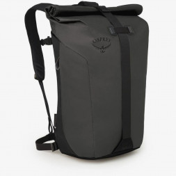 Рюкзак Osprey Transporter Roll (F19) Black - O/S - чорний