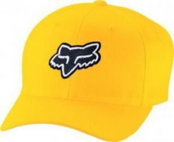 Кепка Fox Forever F-Fit Hat Yellow S