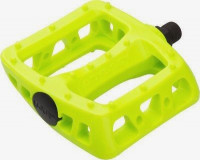 "Педаль Stolen THERMALITE PEDAL 9/16"" LOOSE BALL, желтая"