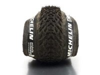 Покрышка Michelin 26X2,00 (52-559) XCR Mud Tubeless Black & Grey 127tpi мягкий корд