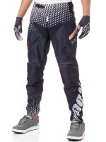 Вело штаны Ride 100% R-Core SUPRA DH Pant [Black/Grey]