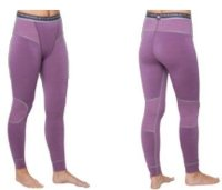Термобелье THERMOWAVE Arctic Long Pants W Grapeade