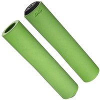 Грипсы ODI F-1 Float Grips Green , зелёные