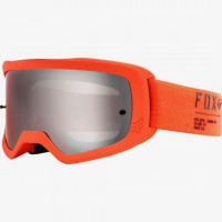 Мото очки FOX MAIN II GAIN GOGGLE - SPARK [FLO ORANGE], Mirror Lens