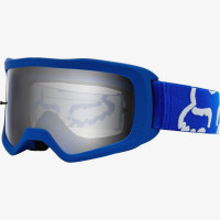 Мото очки FOX MAIN II RACE GOGGLE [BLUE], Clear Lens