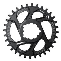 Звезда Sram CR X-SYNC EAGLE DM -4 OFFSET BLK