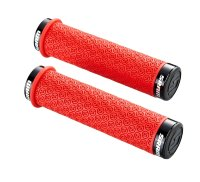 Грипсы Sram LOCKING GRIPS DH SRAM SILICONE RED