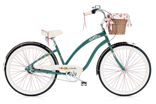 "Велосипед 26"" ELECTRA Gypsy 3i Ladies' forest Green"
