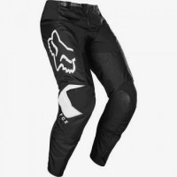 Мото штаны FOX 180 PRIX PANT [BLACK WHITE]