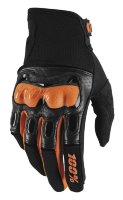 Мото перчатки Ride 100% Derestricted Glove Black/Orange