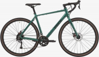 "Велосипед 28"" Pride ROCX 8.2 2020 GREEN/BLACK, зелёный"
