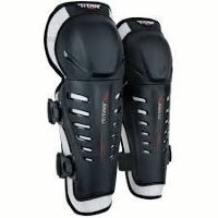 Наколенники юношеские Fox YTH TITAN RACE KNEE/SHIN GUARDS [BLACK] OS