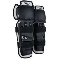Наколенники юношеские Fox YTH TITAN SPORT KNEE/SHIN GUARDS [BLACK] OS
