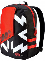 Рюкзак Ride 100% PORTER Backpack Jeronimo Black/Red