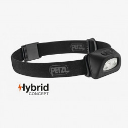 Фонарь Petzl TACTIKKA + black