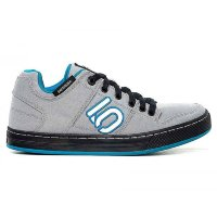 Обувь Five Ten Freerider Canvas Womens - Grey/Teal образец