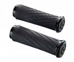 Грипсы Sram LOCKING GRIPS GS INTEGRATED 85MM BLKCLP