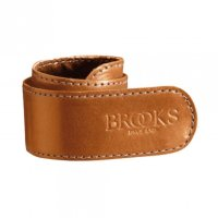 Зажим для штанов BROOKS Trousers Strap Honey
