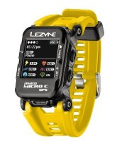 GPS компьютер Lezyne MICRO C GPS WATCH COLOR Желтый