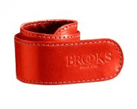 Зажим для штанов BROOKS Trousers Strap Red