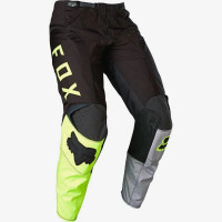 Мото штаны FOX 180 LOVL PANT [BLACK YELLOW]