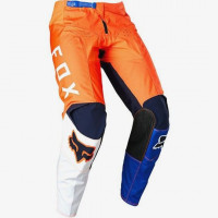 Мото штаны FOX 180 LOVL PANT [ORANGE BLUE]
