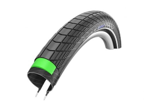 Покрышка 26x2.15 Schwalbe BIG APPLE PLUS GreenGuard 55-559 B/B+RT HS430 EC 67EPI