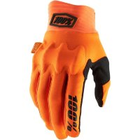 Мото перчатки Ride 100% COGNITO 100% Glove [Fluo Orange/Black]