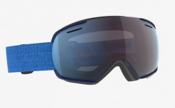 маска горнолыжная SCOTT LINX dark blue/skydive blue enhancer blue chrome