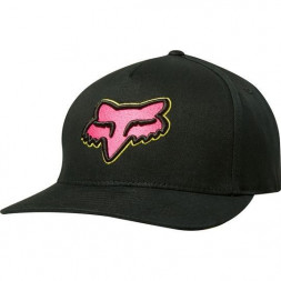 Кепка FOX EPICYCLE FLEXFIT HAT [BLK/PNK]