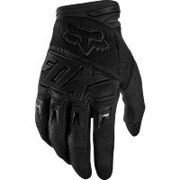 Мото перчатки FOX DIRTPAW RACE GLOVE [BLACK BLACK]