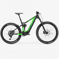 Велосипед MERIDA 2020 eONE-SIXTY LIMITED EDITION GLOSSY GREEN/MAT BLK