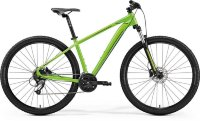 Велосипед Merida BIG.NINE 40-D LITE GREEN(BLACK)