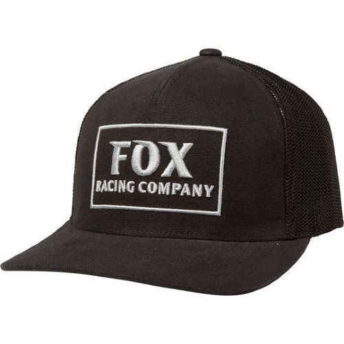 Кепка FOX HEATER SNAPBACK HAT [BLK], One Size