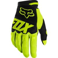 Мото перчатки FOX DIRTPAW RACE GLOVE [FLO YELLOW]