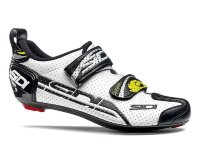 Велотуфли Шоссе Sidi T-4 Air Carbon Composite White/Black