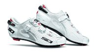 Велотуфли Шоссе Sidi Wire Carbon Air Lucido White/White
